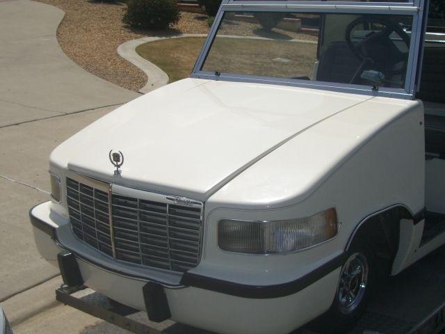 Club Car Golf Cart Custom Cadillac
