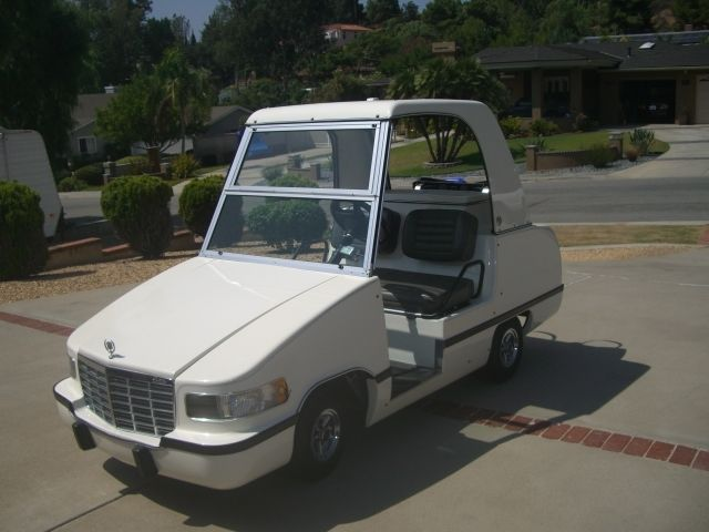 Club Car Golf Cart Custom Cadillac For Sale