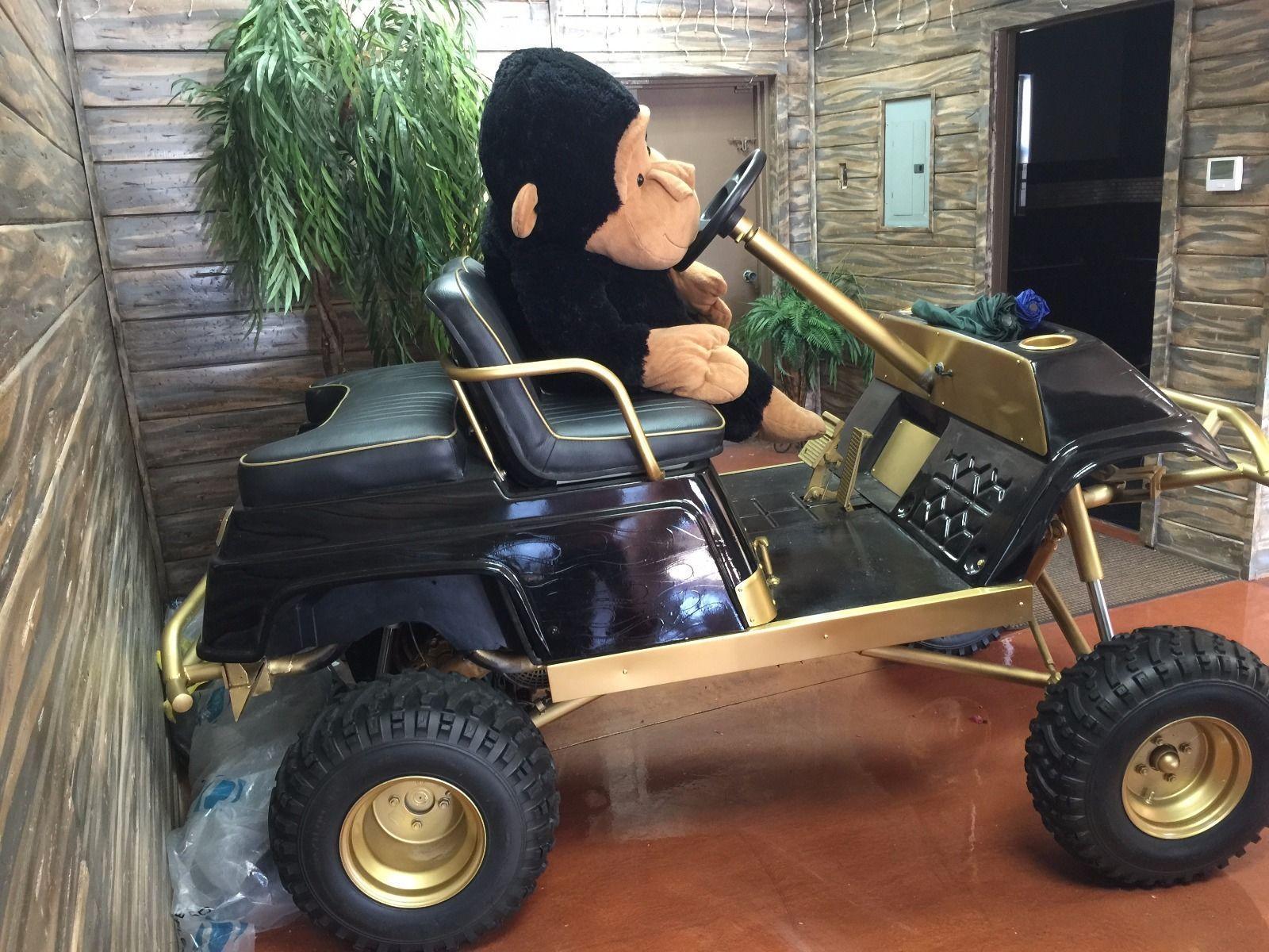 Custom Electric Golf Carts >> Yamaha G1 Custom Built Golf Cart for sale