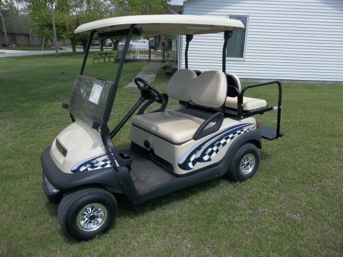 "2008 CLUB CAR ""PRECEDENT"" for sale"