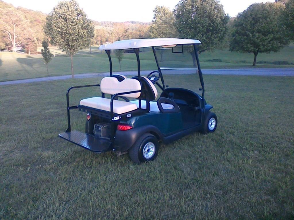 2011 Club Car Precedent Electric Golf Cart 4 passenger