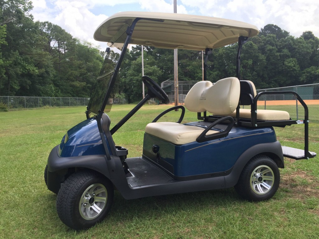 Low Profile Car Seat >> 2013 Club Car Precedent 48 volt for sale
