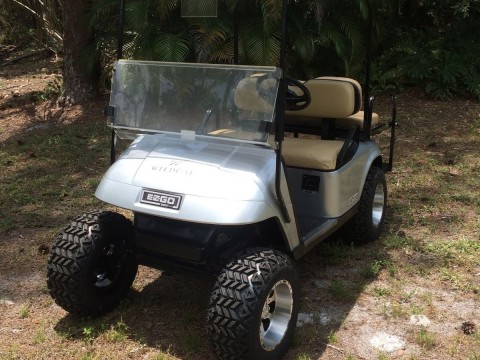 2013 Ez Go 48 volt golf cart for sale