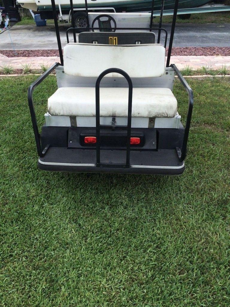 Club Car DS 48 volt, 6 seater transporter cart