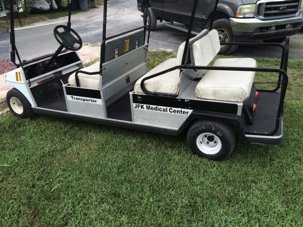 Club Car Ds 48 Volt  6 Seater Transporter Cart For Sale