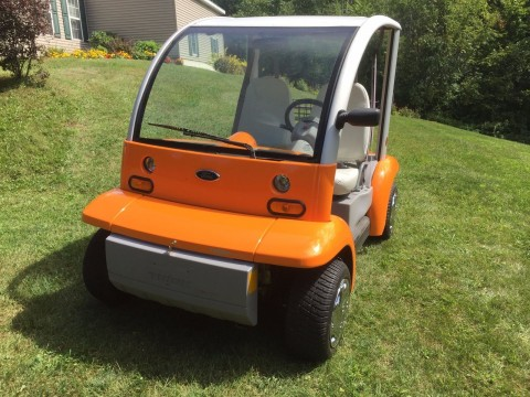 2002 Ford Think Electric Golf Cart for sale