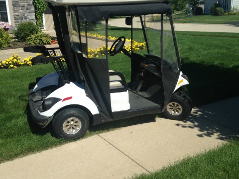 2007 Yamaha YDRE Drive Golf Cart 48 Volts for sale