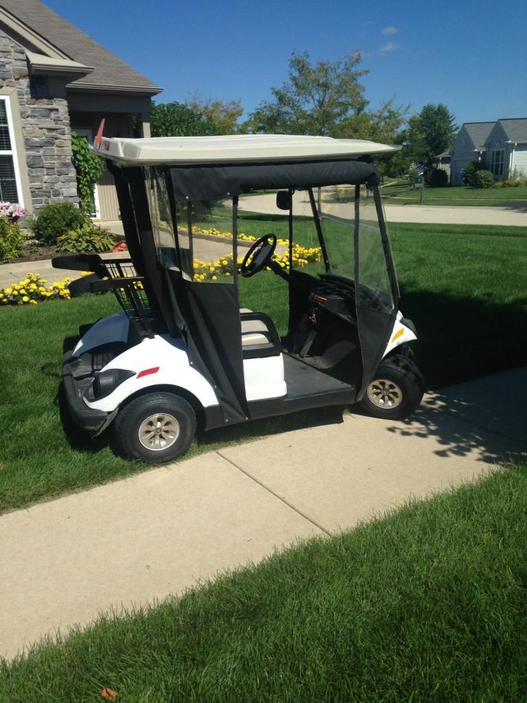 2007 Yamaha YDRE Drive Golf Cart 48 Volts