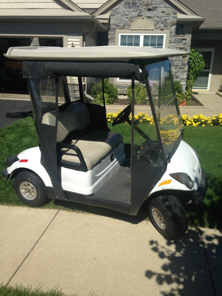 2007 Yamaha YDRE Drive Golf Cart 48 Volts