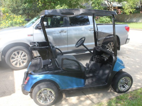 2009 EZGO RXV Electric Golf Cart for sale