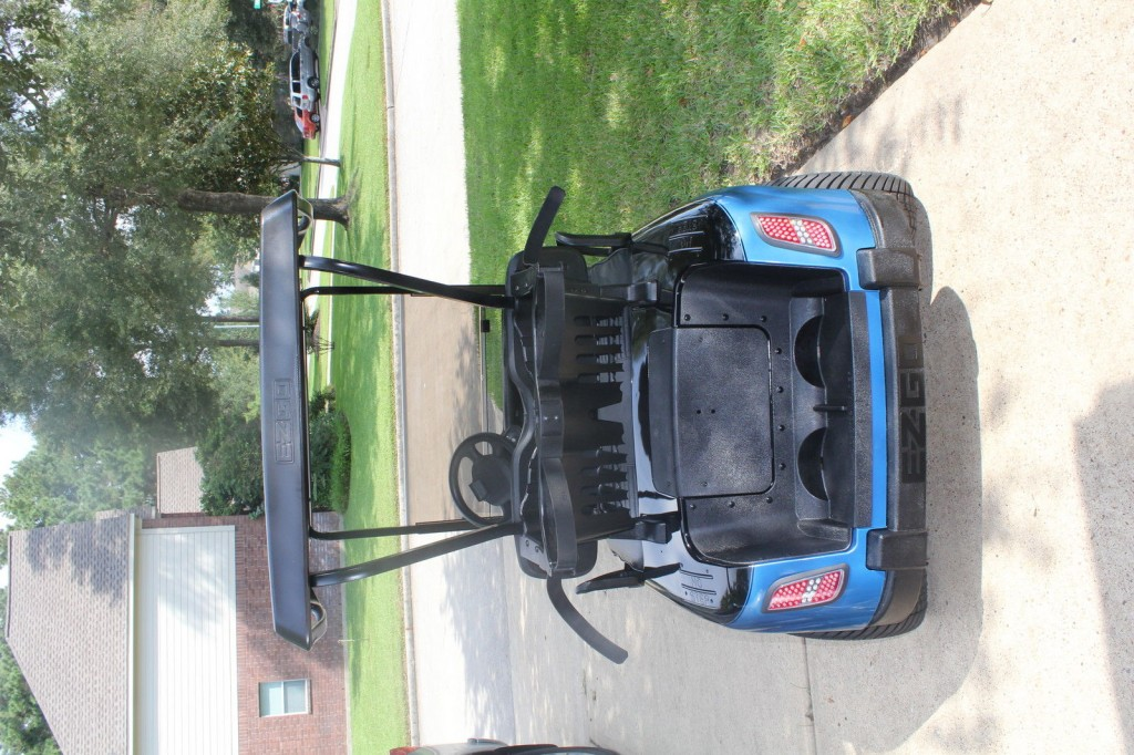 2009 EZGO RXV Electric Golf Cart