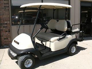 2014 Club Car Precedent Golf Cart 48 volt