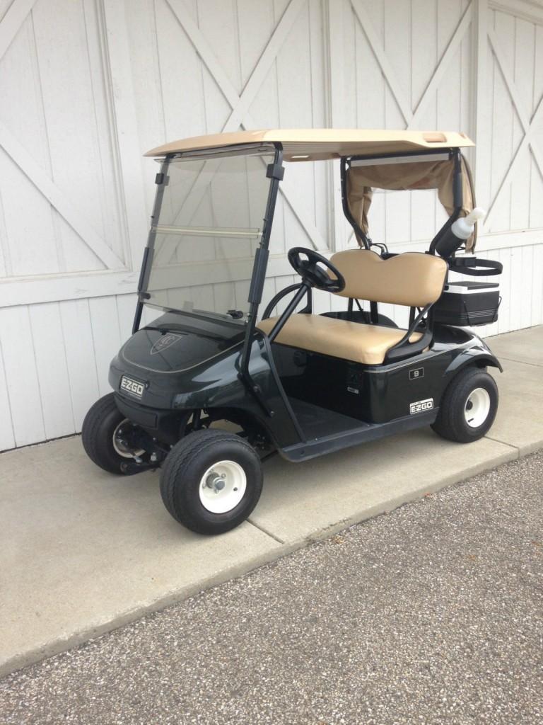 2014 EZGO TXT, 48 Volt, Golf Cart