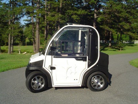"2014 Massimo ""Urbee"" Electric Car for sale"