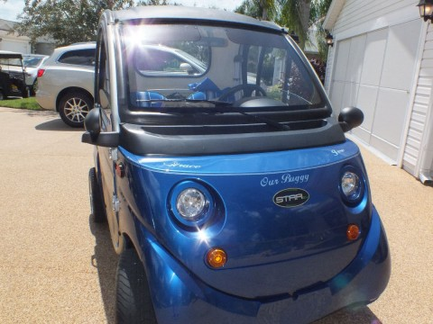 2014 Star Car Golf Cart for sale