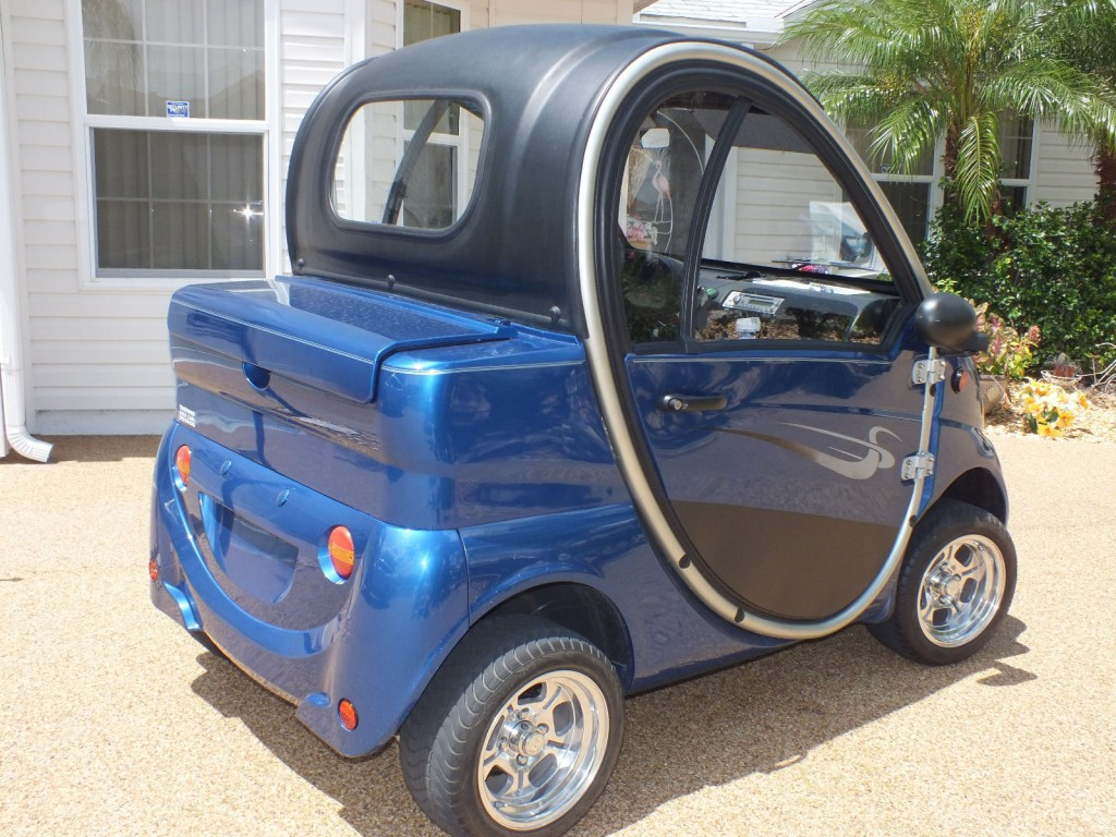 2014 Star Car Golf Cart