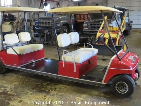 Club Car Limo Golf Cart for sale