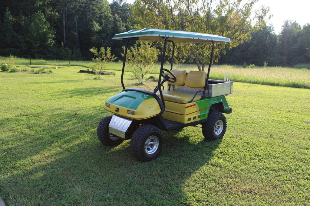 Columbia Par Car EZGO Gas Golf Cart