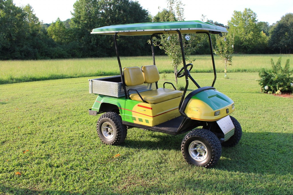 Columbia Par Car Ezgo Gas Golf Cart For Sale