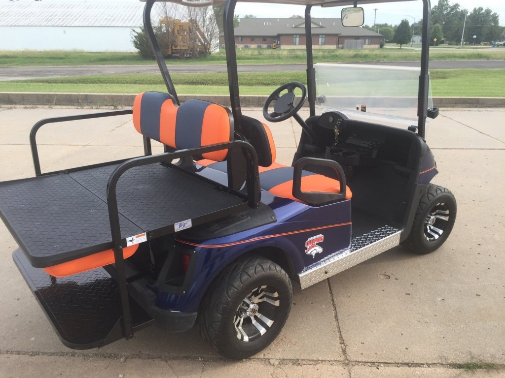 Custom EZGO RXV Golf Cart for sale