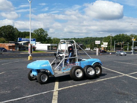 Drag Racing Club Car Golf Cart for sale