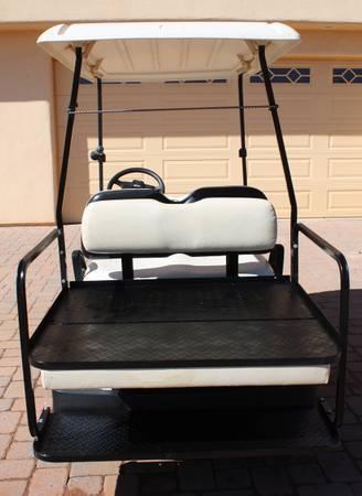 Electric Golf Cart 2007 Fairplay ZX Model