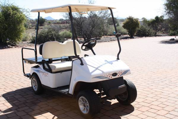 Electric Golf Cart 2007 Fairplay ZX Model