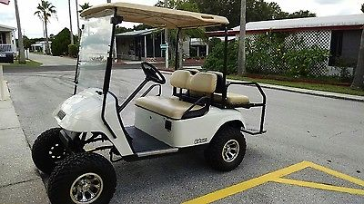 EZGO  4 Passenger High Wheel for sale