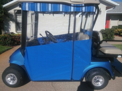 EZGO Golf Cart 48 Volt Street Legal for sale
