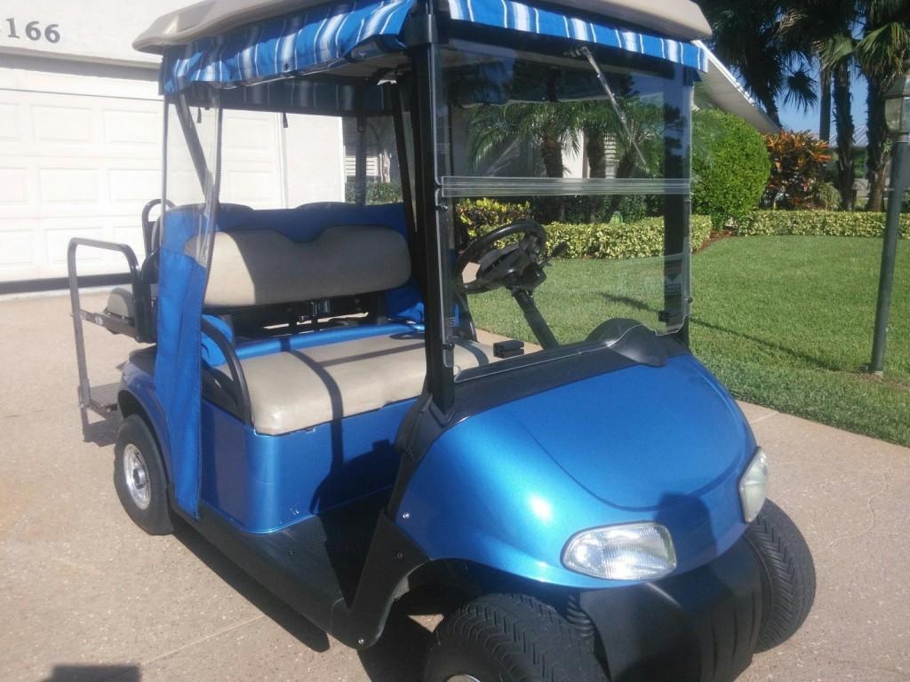 EZGO Golf Cart 48 Volt Street Legal