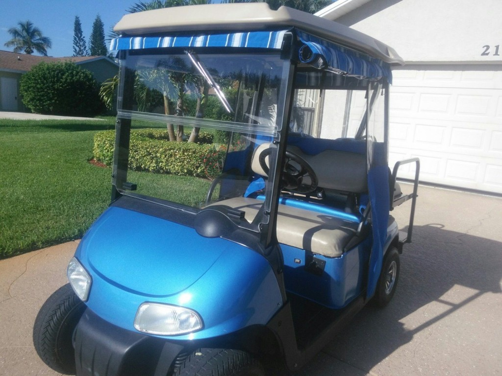 EZGO Golf Cart 48 Volt Street Legal