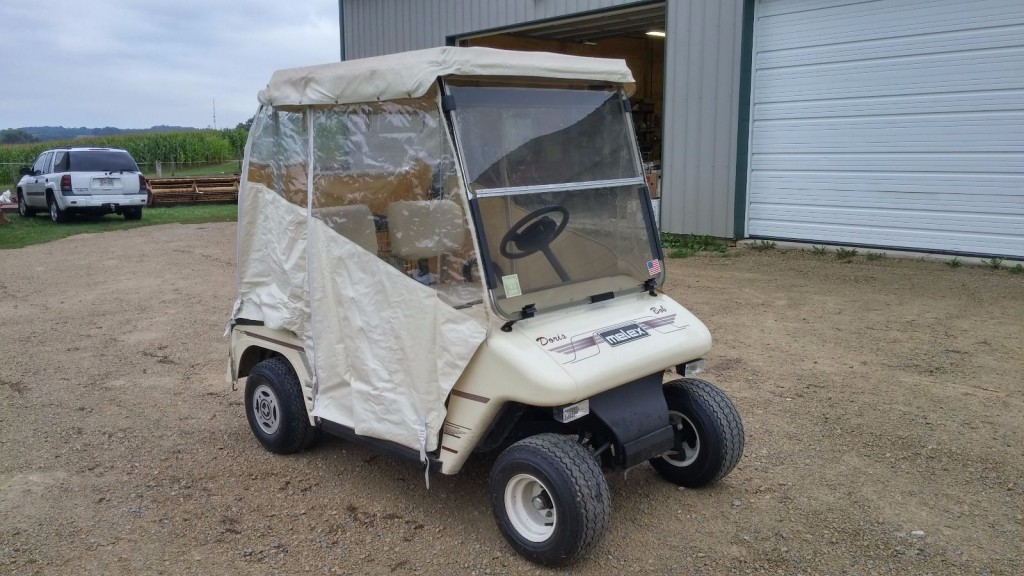 Melex electric golf cart for sale for Motorized carts for sale