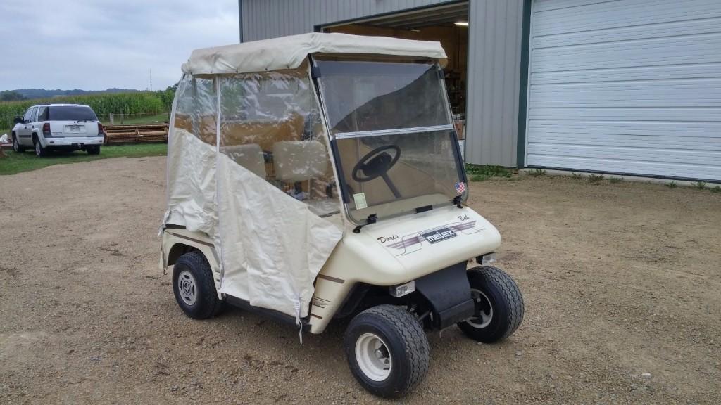 Melex Electric Golf Cart