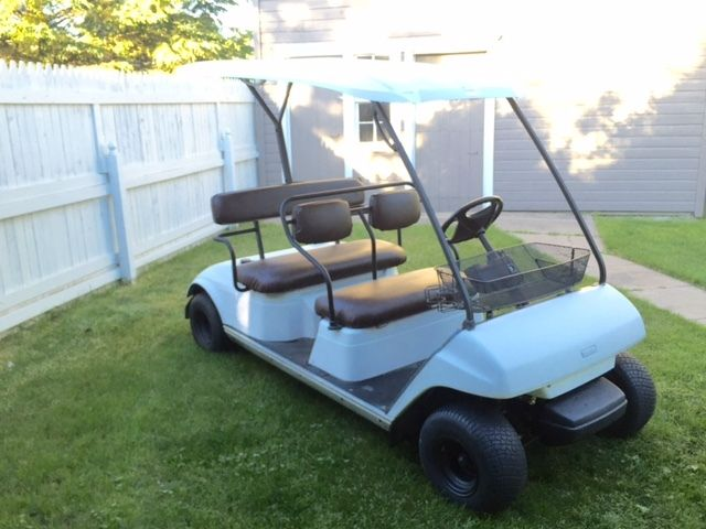Yamaha Gas Golf Cart For Sale Minnesota