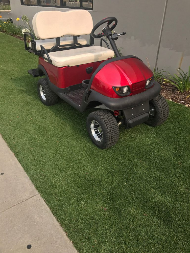 All Electric 2017 Cricket 2 Mini Golf Cart For Sale