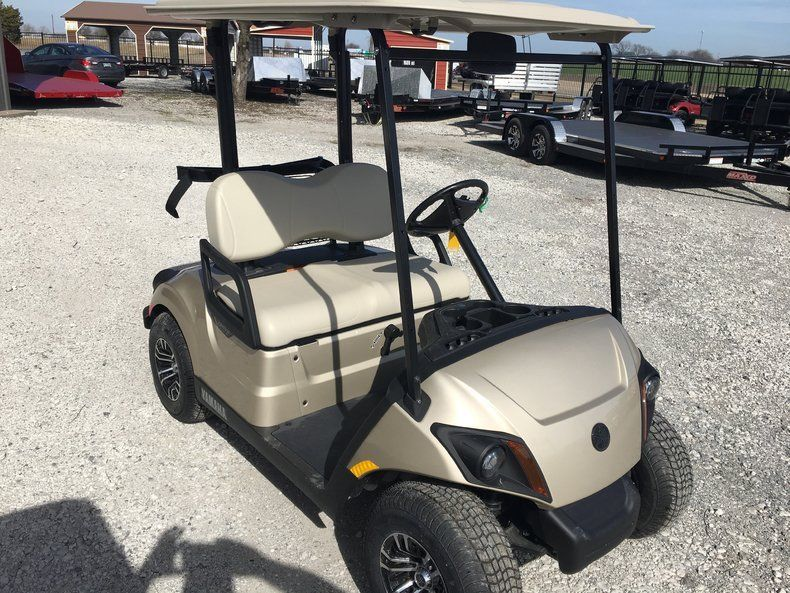 Brand New 2017 Yamaha Golf Cart For Sale