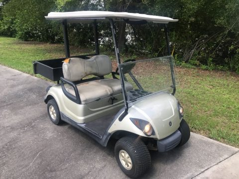 cargo bed 2007 Yamaha Gas Golf Cart for sale