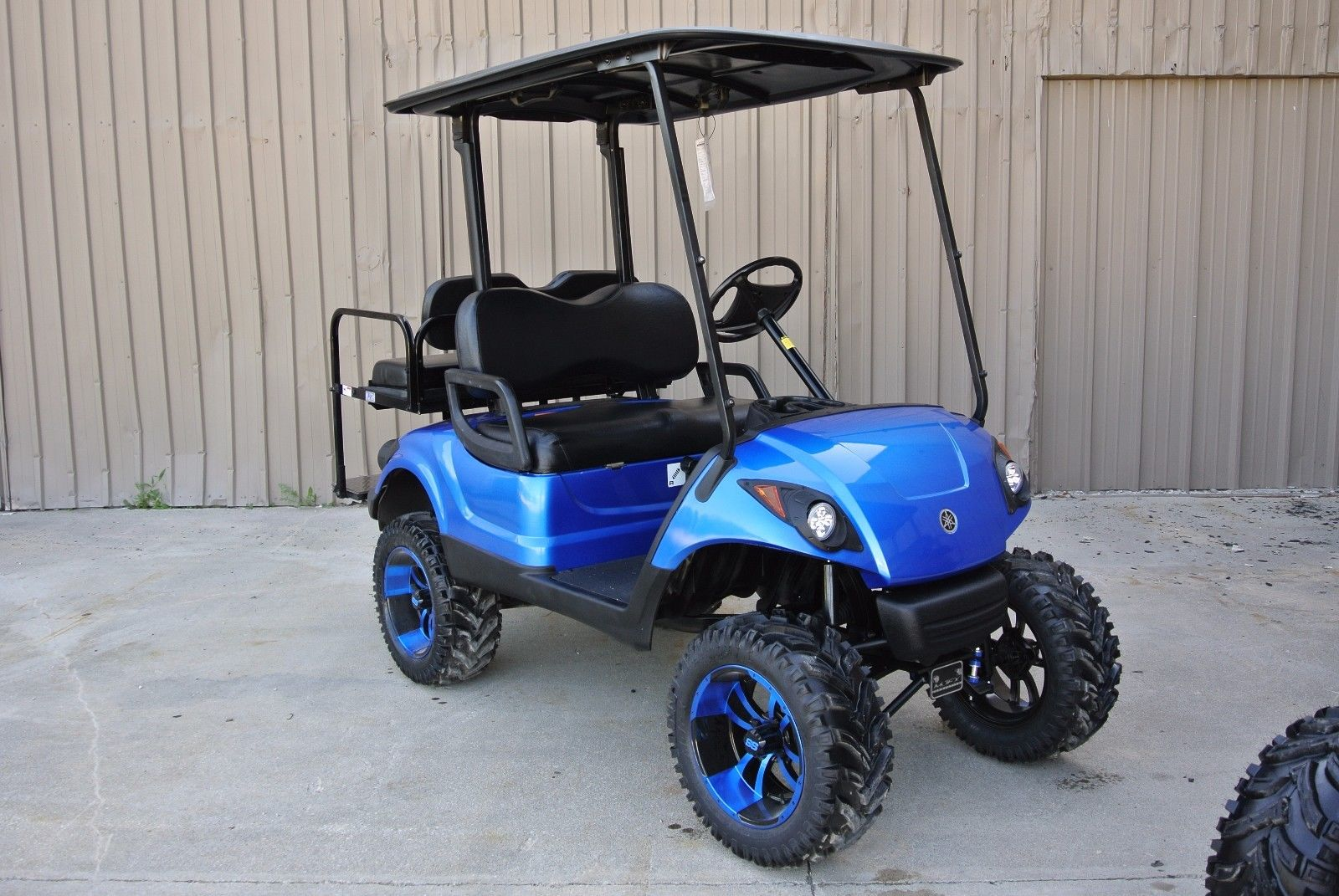 Yamaha Golf Cart Lifted For Sale