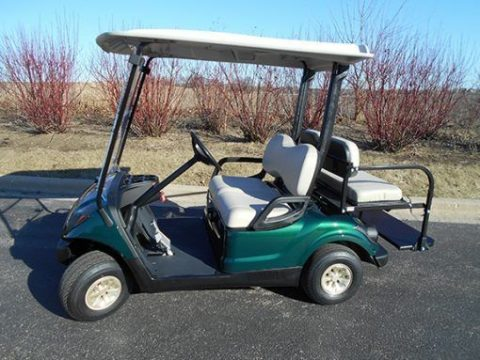 four passenger 2010 Yamaha drive golf cart for sale