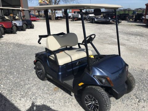 Fuel injected 2017 Yamaha Golf Cart for sale