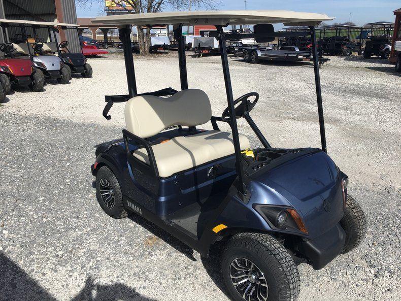 Yamaha Quietech Efi Golf Cart On Sale