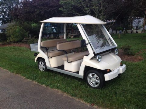 Good condition 2009 C ZONE 48 volt golf cart for sale