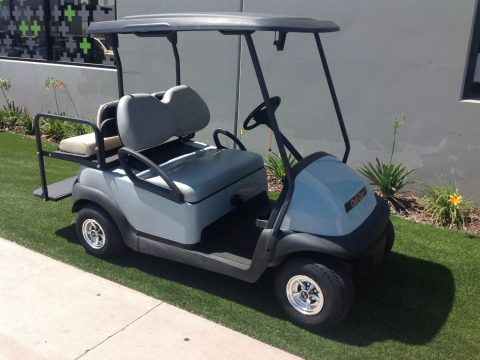 Nice condition 2017 Club car Precedent golf cart for sale