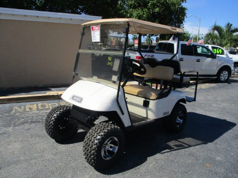runs great 2013 EZ GO GOLF CART 48 VOLT 4 PASSENGER for sale