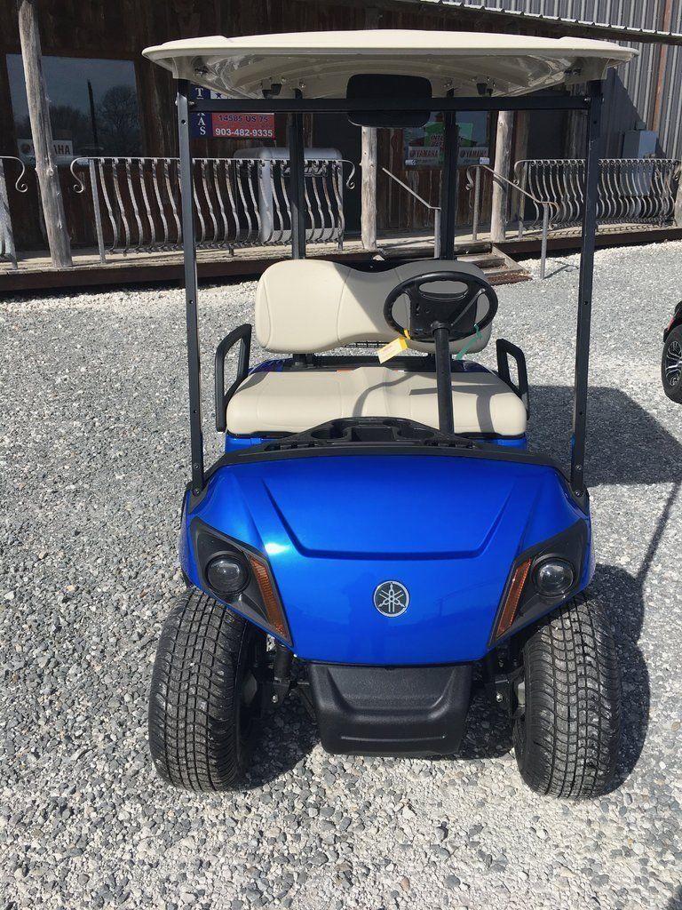 Single Cylinder 2017 Yamaha Golf Cart For Sale