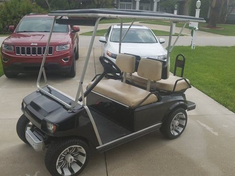 custom 1993 Club Car DS Golf Cart for sale