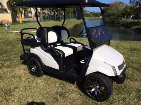 Custom Bodied 2014 Club Car Golf Cart for sale