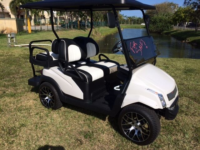 Custom Bodied 2014 Club Car Golf Cart