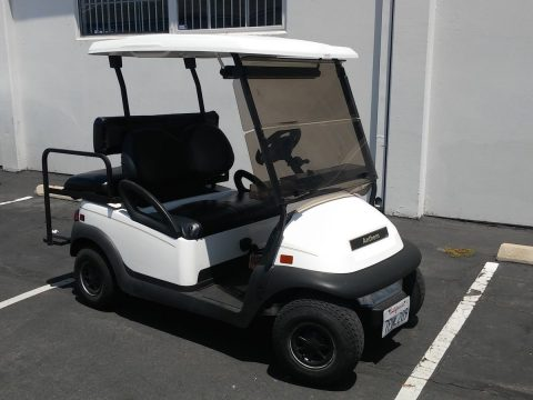 custom dash 2010 Club Car Precedent 4 Passenger golf cart for sale