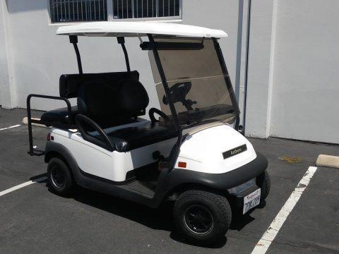 custom dash 2010 Club Car Precedent 4 Passenger golf cart for sale